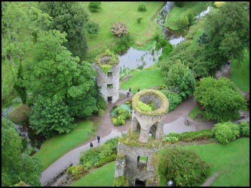 Blarney Castle in Ireland (photo credit to Andrew Petesch)