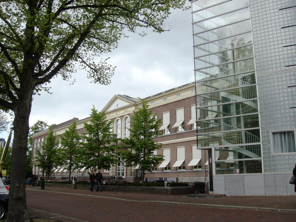 Law Faculty at Leiden University